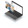 laptop profile